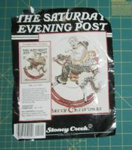 Grandpa Takes the Reins Stoney Creek Saturday Evening Post Chart Floss - $5.94