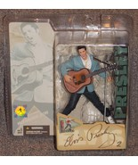 2004 McFarlane Elvis Presley Figure New In The Package - $39.99