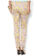 NEW Womens Plus Size $109 Ralph Lauren Skinny Stretch Paisley Ankle Pant... - $39.95