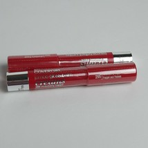 Lot of 2 COVERGIRL Colorlicious Jumbo Gloss Balm Creams Strawberry Frappe 295 - $6.92