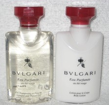 Bvlgari au the rouge (red tea) Lotion and Shower 40ml Sets - $32.99+