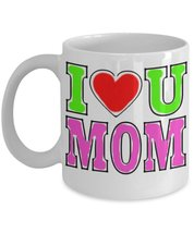 I Heart U Mom. - $15.99