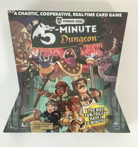 Spin Master Games 5 - Minute Dungeon Fun Card Game for Kids and Adults Sealed - $34.65