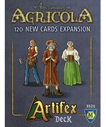 Lookout Games Agricola: Artifex Deck Expansion - $13.49