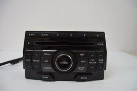 2011 2012 Hyundai Genesis Radio Cd Player 96180-2M115VM5 TESTED AA27#015 - $25.73