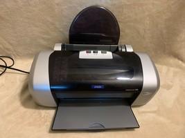 EPSON STYLUS C66 INK JET PRINTER (For Parts) Read Below. - $89.00