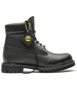 "Timberland Men's 6"" Limited Edition Football Leather Waterproof Boots A176B - $150.00"