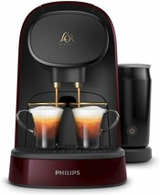 Philips L'Or Barista Lm8014/80 Coffee Maker Frother Of Milk Pod Double/Packed - $513.41