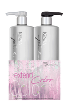 Kenra Color Charge Shampoo & Conditioner Liter Duo