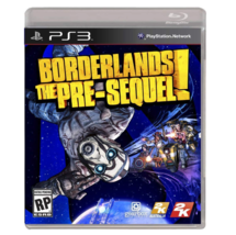 Borderlands The Pre-Sequel For PlayStation 3 PS3 Shooter Very Good 3E - $4.99