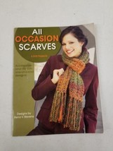 All Occasion Scarves (Leisure Arts #4586)Jul 1, 2006 - $9.50
