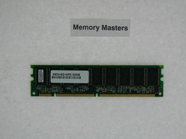 MEM-SD-NPE-32MB 32MB Approved Memory for Cisco NPE-300/NPE-225/NPE- 175