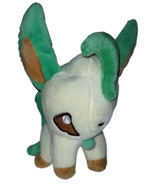 "Pokemon ""Chibi Leafeon"" Pokemon Center Anime UFO Catcher / Plush * Nintendo - $9.88"