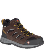 Merrell Windoc Mid WP Comp Toe Men Boots NEW Size US 8 8.5 9 10 10.5 11 - $109.99