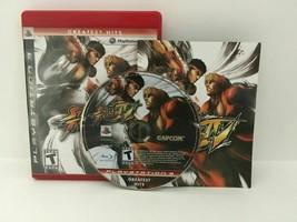 Street Fighter L V (Play Station 3, 2009) Cib, Usa Seller - $4.77