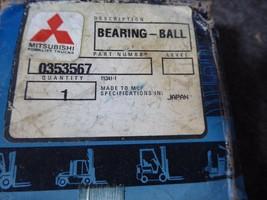 Mitsubishi 0353567 Bearing Ball New image 2