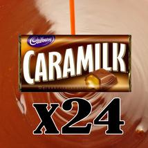 Caramilk Chocolate Bars X24 Canadian Candy - $60.00