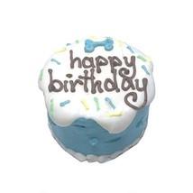Blue Birthday Baby Cake (Shelf Stable) - DOG TREAT - $52.53 CAD