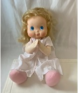 Vintage Special Blessings Kenner Doll with Baby Top. - $20.00