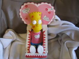 Valentine Bart Simpson. Never Opened. Dan Dee. Rag Doll. 1990. - $52.50