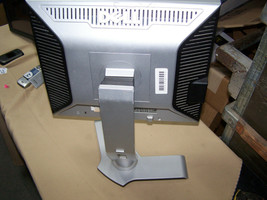 """Dell 1707FPt 17"""" LCD VGA DVI-D Monitor Plust adjustable stand - $29.69"""