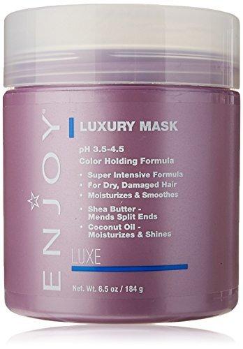 Enjoy Luxury Mask, 6.2 Ounce