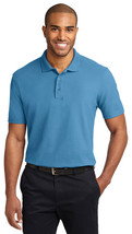 Port Authority TLK510 Tall Stain-Resistant Polo Shirt - Celadon Blue - $17.98+