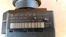 03-05 Mercedes Benz E320 C320 C32 ECU EIS Engine Computer Key Set A1121536679 image 6