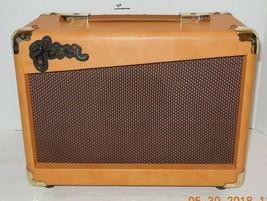 Esteban G-10 Electric Accoustic Guitar Amp Practice Amplifier Rare HTF Tan - $70.13