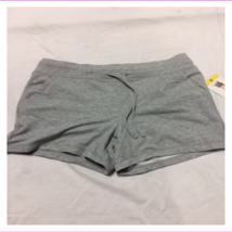32 Degrees Women's Pull On Adjustable Waist Shorts S/Heather Grey - $29.99