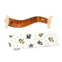 New Deluxe Maple Wood Violin Shoulder Rest 3/4-4/4 Maple Wood Shoulder Rest - $14.99