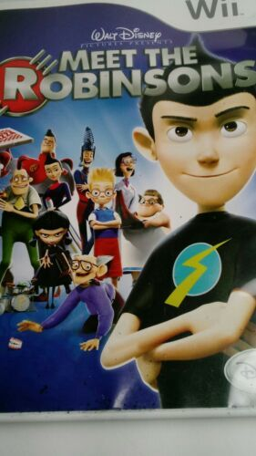 Disney's Meet the Robinsons Nintendo Wii 2007
