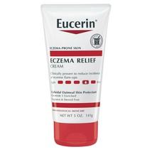 Eucerin Eczema Relief Body Cream, Fragrance Free Eczema Lotion, 5 Oz. Tube + - $18.80
