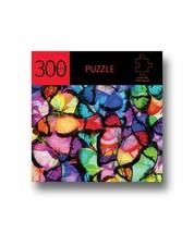 """Butterflies Design Jigsaw Puzzle 300 pc Durable Fit Pieces 11.5"""" x 16"""" Complete image 1"""