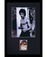 Bruce Lee Facsimile Signed Framed 11x17 Photo Display - $65.09