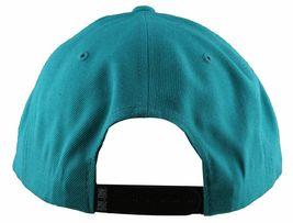 Hall Of Fame H Hound Wool Blend Embroidered Turquoise Snapback Baseball Hat Cap image 4