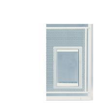 """Ideal Pet Doors Screen Guard Pet Door, Extra Large, 10.5"""" x 15"""" Flap Size"""