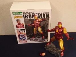 Kotobukiya iron man Classic Avengers Statue Marvel - $519.74