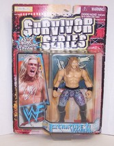 "New! 1999 Jakk's Pacific Survivor Series #4 ""Edge"" Action Figure WWF WWE... - $14.84"