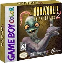 Oddworld Adventures 2 [Game Boy Color] - $7.98