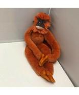 "Wild Republic Orange Monkey Hanging Plush Stuffed Animal Toy 24"" - $39.99"