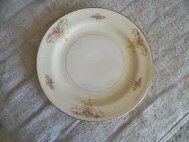 Homer Laughlin Rochelle bread plate 5 available - $2.38
