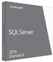 Microsoft SQL Server 2014 Standard - $19.00