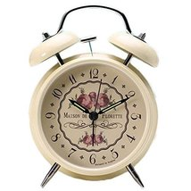 George Jimmy Cute Student Alarm Clock Stylish Silent Bedside Alarm Clock #34 - $42.35