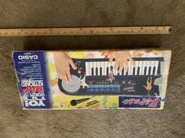 Casio Rapman Electric Keyboard Rap-1 From Japan With Box- - $108.90