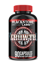 Blackstone Labs Growth Build Muscle, Recovery Burn Calories All Natural - $27.81