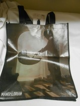 New Star Wars large  Mandalorian tote Reusable shopping bag home school  - $7.57