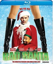 Bad Santa - Unrated Version and Director's Cut [Blu-ray] (2014)