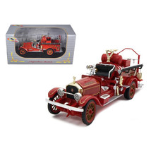 1921 American Lafrance Fire Engine 1/32 Diecast Model Car by Signature M... - $32.30