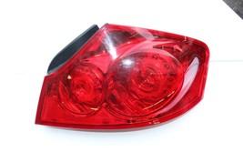 2007-2008 Infiniti G35 Sedan Rear Passenger Right Side Tail Light Housing J3462 - $92.13